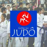 O projeto Gotas no Judô desenvolve atividade esportiva de Judô envolvendo crianças e adolescentes de 6 a 14 anos.